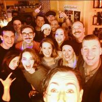 Twitter Watch: Emma Stone Celebrates Oscar Nomination with CABARET Cast!