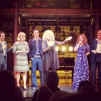 Twitter Watch: Carole King Visits BEAUTIFUL on Broadway!