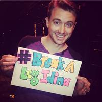Twitter Watch: IF/THEN Preps for Oscars with #BregALegIdina Campaign