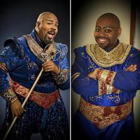 Twitter Watch: ALADDIN Fan Josh Lloyd Recreates Genie's Broadway Getup!