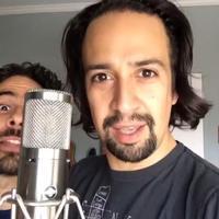 Twitter Watch: Lin-Manuel Miranda Raps from HAMILTON!