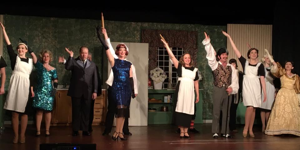 BWW Review: THE DROWSY CHAPERONE at Clarksville Little Theatre