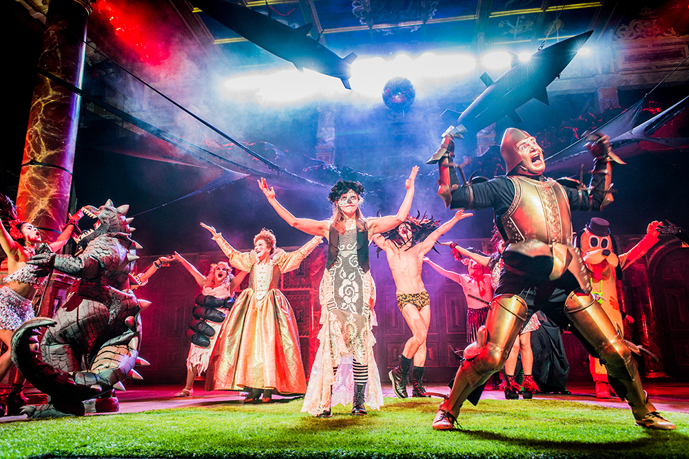 romeo and juliet theater play review