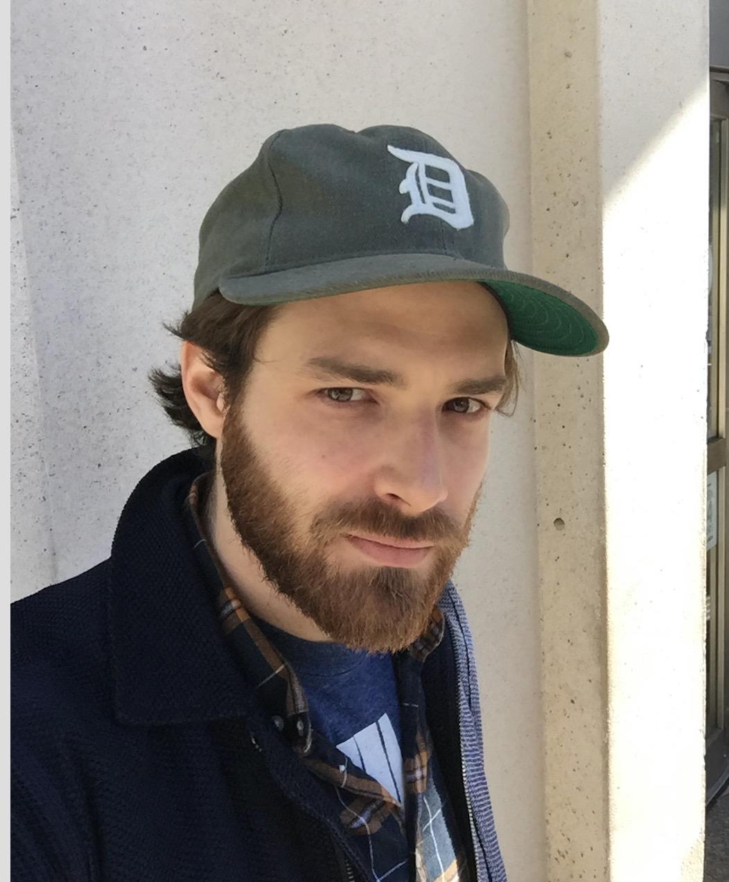 Bww Blog Fiddler On The Roof S Ben Rappaport Bearding