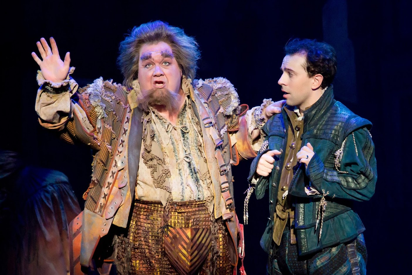 BWW Review: SOMETHING ROTTEN is a must see musical farce at Playhouse Square/Connor Palace