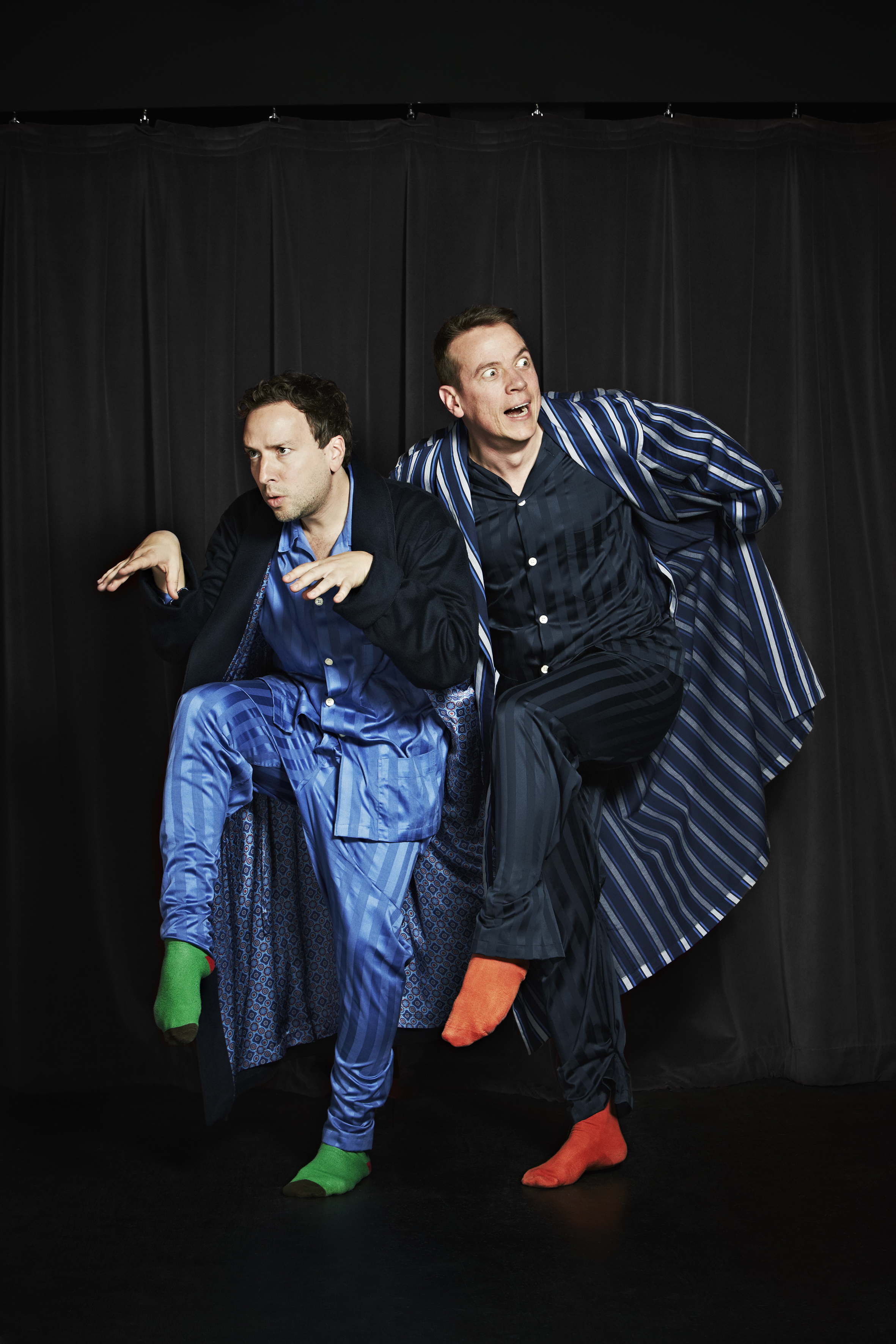 BWW Review: ADELAIDE CABARET FESTIVAL 2017: PAJAMA MEN - PTERODACTYL NIGHTS at Space Theatre, Adelaide Festival Centre