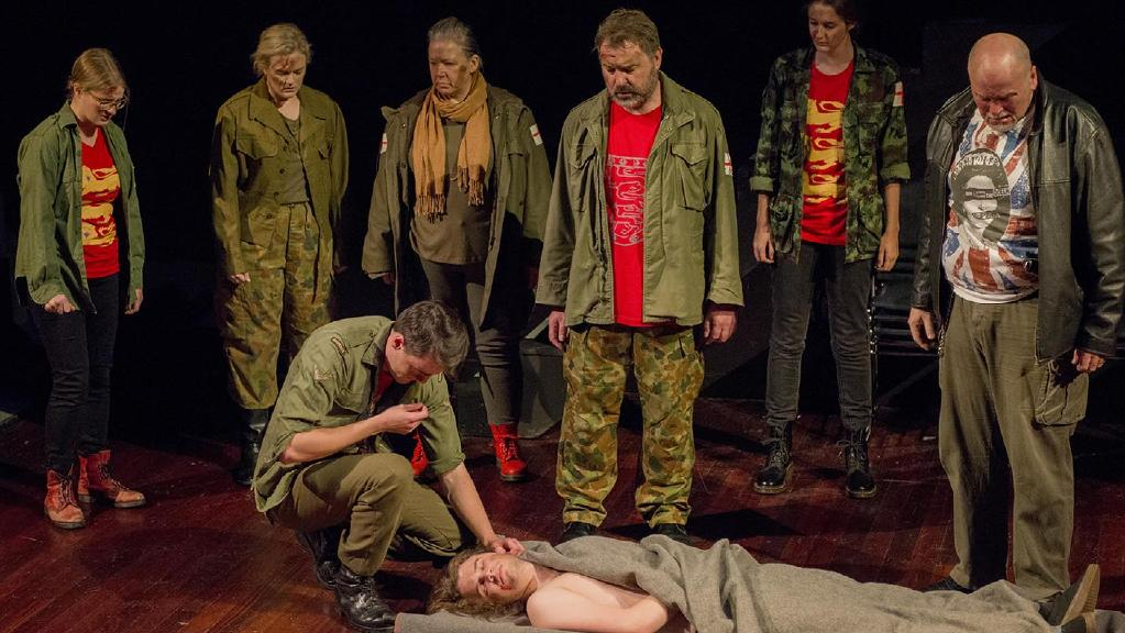 BWW Review: HENRY V at Little Theatre, University Of Adelaide