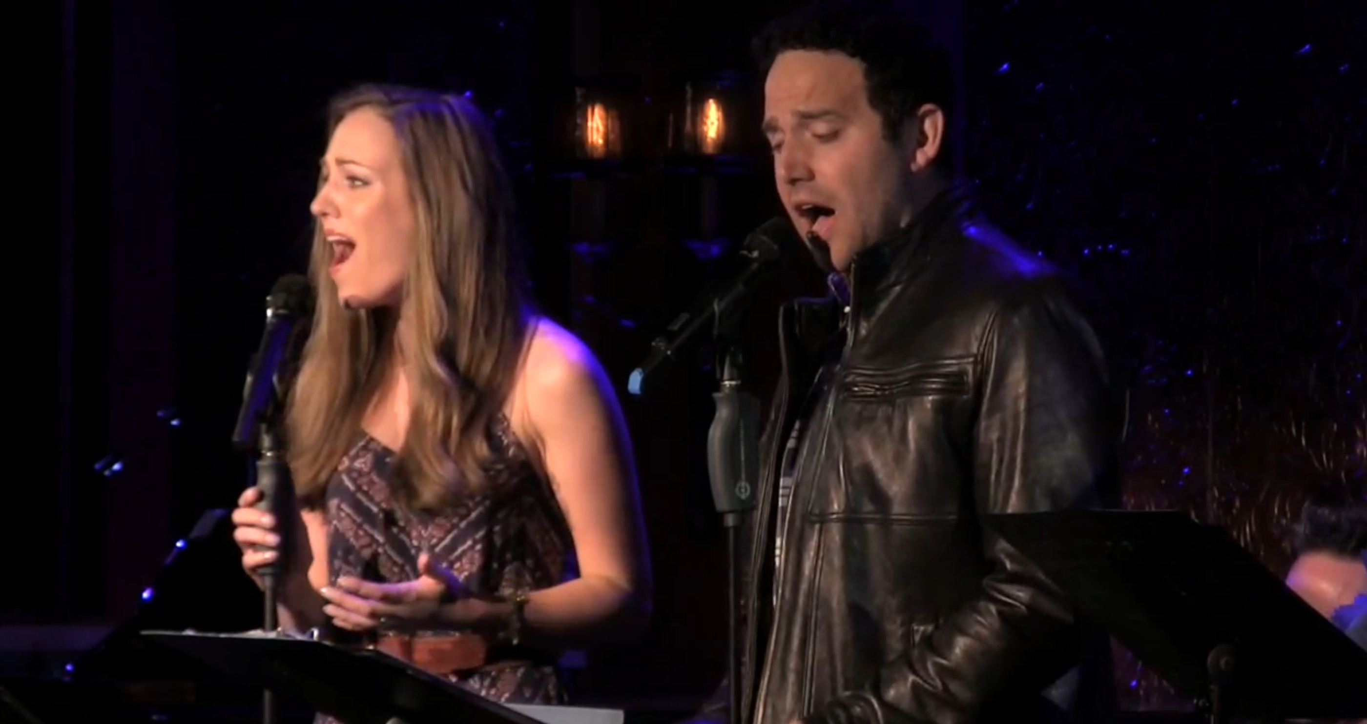 BWW TV Exclsuive: Watch Laura Osnes, Santino Fontana & More Sing THE LEGEND OF NEW YORK