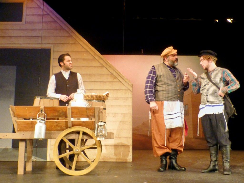 BWW Review: FIDDLER ON THE ROOF at ARTS Theatre