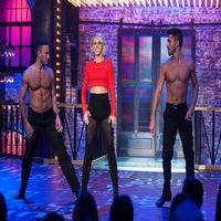 VIDEO: Sneak Peek - Julianne Hough Traumatizes Brother Derek on Next LIP SYNC BATTLE