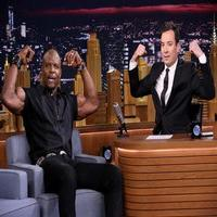 VIDEO: Terry Crews Chats Brooklyn Nine-Nine Finale on TONIGHT SHOW