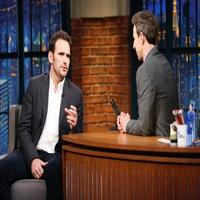 VIDEO: Matt Dillon Talks New Series 'Wayward Pines' on LATE NIGHT