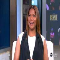 VIDEO: Queen Latifah Talks Singing the Blues in HBO's BESSIE