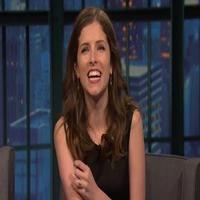 VIDEO: Anna Kendrick Talks 'Pitch Perfect 2', Upcoming Book of Essays on LATE NIGHT