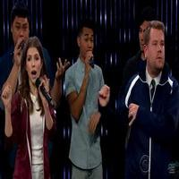 VIDEO: Anna Kendrick Takes on James Corden in a Riff-Off on THE LATE LATE SHOW