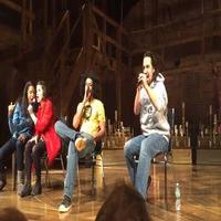 STAGE TUBE: Lin-Manuel Miranda Raps Cut Song from HAMILTON!
