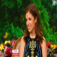 VIDEO: Anna Kendrick Chats 'Pitch Perfect 2' on THE TALK