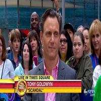 VIDEO: Tony Goldwyn Discusses Shocking 'Scandal' Season Finale on GMA