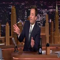VIDEO: Jimmy Fallon Gives Emotional Farewell to David Letterman on TONIGHT