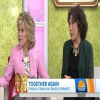 VIDEO: Jane Fonda & Lily Tomlin Chat Reuniting in Netflix' GRACE AND FRANKIE