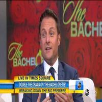 VIDEO: Chris Harrison on Dramatic BACHELORETTE Season Premiere