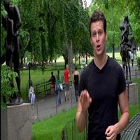 VIDEO: Jonathan Groff Offers Tips on Getting Tickets to 2015 Shakespeare in the Park