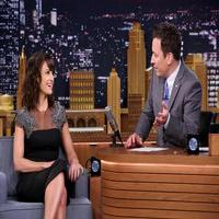 VIDEO: Carla Gugino Chats New Disaster Film 'San Andreas' on TONIGHT
