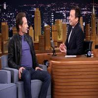 VIDEO: David Duchovny Talks New Series 'Aquarius' on TONIGHT SHOW