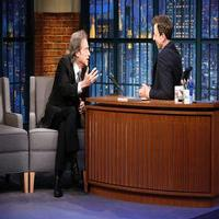 VIDEO: Richard Lewis Shares Viagra Experience on LATE NIGHT