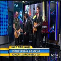 VIDEO: The Script Talk New Album, U.S. Tour on GMA
