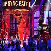VIDEO: Watch Queen Latifah Take On Marlon Wayans on Last Night's LIP SYNC BATTLE