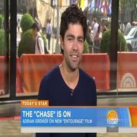 VIDEO: Adrian Grenier Talks New Film 'Entourage' on TODAY