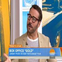 VIDEO: Jeremy Piven Shares 'Entourage' Movie Needed R Rating