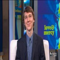 VIDEO: Paul Dano Talks Portraying 'Beach Boys' Icon Brian Wilson in LOVE & MERCY
