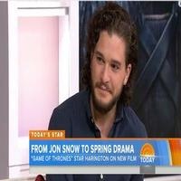 VIDEO: Kit Harington Reveals: My Mom Worries About Me on GAME OF THRONES