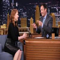 VIDEO: Bryce Dallas Howard Talks 'Jurassic Park'; Reveals Fallon's Cameo in Film