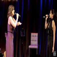 STAGE TUBE: Shoshana Bean and Eva Noblezada Sing 'Take Me or Leave Me'
