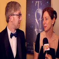 BWW TV Exclusive: CURIOUS INCIDENT's Bunny Christie and Finn Ross on Their Tony Win!