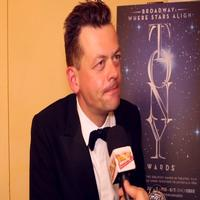 BWW TV Exclusive: CURIOUS INCIDENT's Simon Stephens Celebrates His Tony Victory!