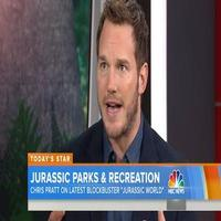 VIDEO: Chris Pratt Shares: 'Jurassic' Is 'Unlike Anything I've Ever Done'