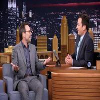 VIDEO: Christian Slater Talks SNL, 'Mr. Robot' & More on TONIGHT