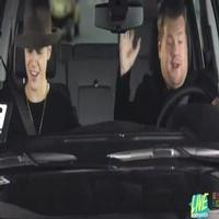 VIDEO: Justin Bieber and James Corden Reprise 'Carpool Karaoke' on CMT's