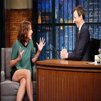 VIDEO: Molly Shannon Reveals Crazy Way She Got Her Show Biz Star on LATE NIGHT