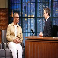 VIDEO: T.I. Talks 'Ant-Man' Role & More on LATE NIGHT