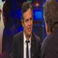 VIDEO: Mark Ruffalo Talks New Film, Fracking & More on DAILY SHOW