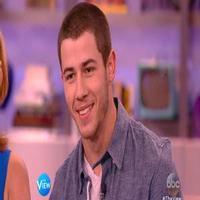 VIDEO: Nick Jonas Talks Diabetes Awareness Efforts on THE VIEW