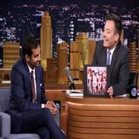 VIDEO: Aziz Ansari Talks New Book 'Modern Romance' & More on TONIGHT