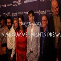 BWW TV: On the Red Carpet for the NYC Premiere of Julie Taymor's A MIDSUMMER NIGHT'S DREAM