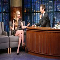 VIDEO: THE WAY WE GET BY's Amanda Seyfried on Suffering from Stage Fright: 'I'm Terrified!'