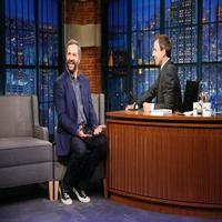VIDEO: Judd Apatow Talks Criticism of Bill Cosby on LATE NIGHT
